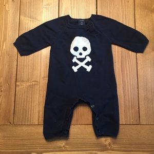 GAP 0-3M One Piece Sweater Outfit